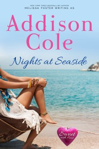 Nights at Seaside (Sweet with Heat: Seaside Summers Book 6) by [Cole, Addison]