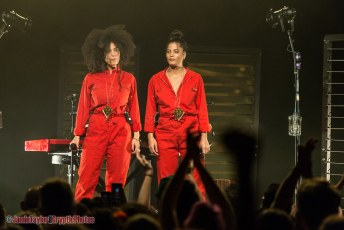 Ibeyi + TheMind @ The Commodore Ballroom - November 15th 2017