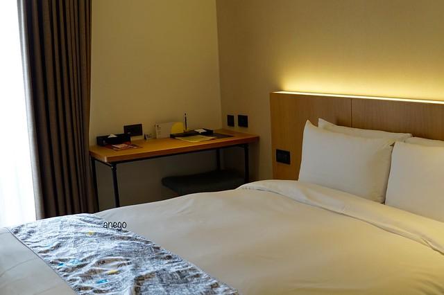 ディスカバーホテル ベッド