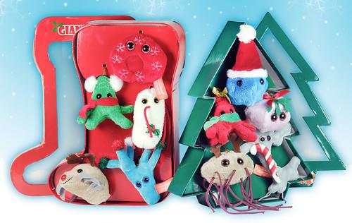 GIANTmicrobes Humorous & Educational Toys