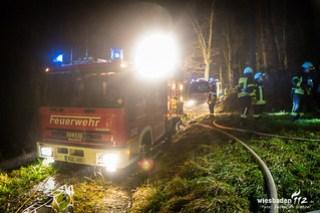 Gebäudebrand Oestrich-Winkel 17.11.17