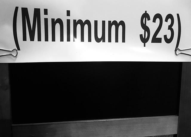 (Minimum)