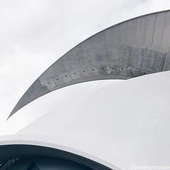 #sharpness #shotoniphone #calatrava #architecture #visitTenerife #wanderlust #tenerife #canaryisland #travel #travelgram #guardiantravelsnaps #islascanarias #spain #ig_europe #instatravel #vsco #vscocam #bbctravel #tourism #shotoniphone #explore #lovecana