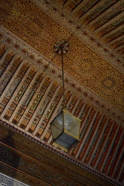 La Bahia Palace Ceiling Lamp
