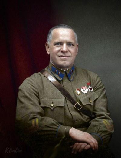 Georgy Zhukov | Георгий Константинович Жуков, 1939