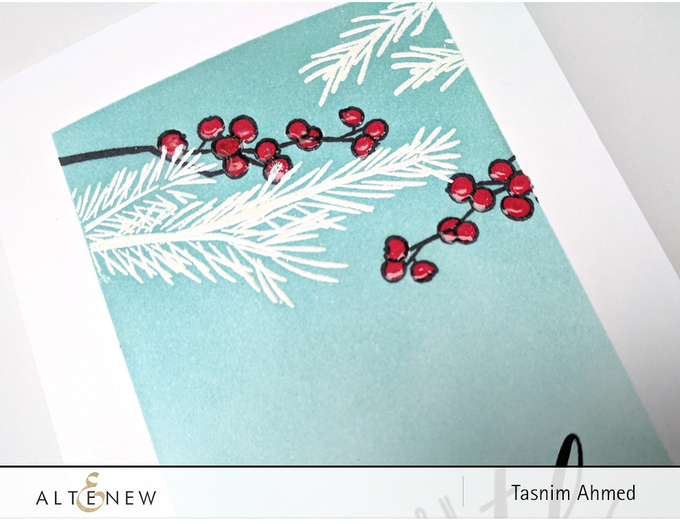 Peace on Earth-Poinsettia and Pine-01