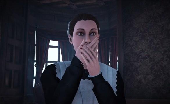 Black Mirror - The Maid