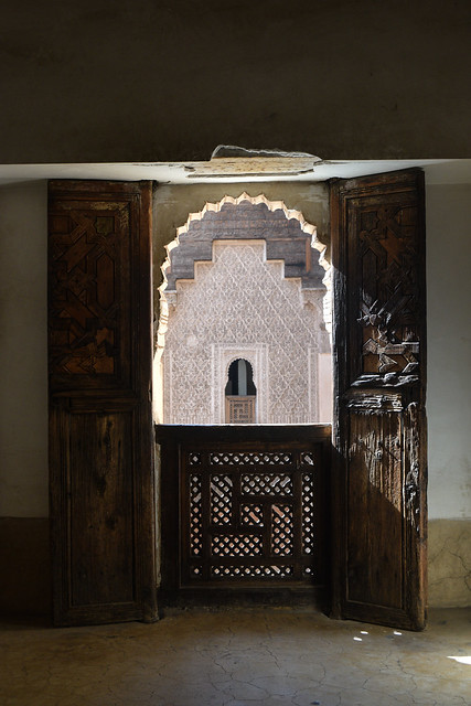 Dorm Room at Ben Youseff Madrasa