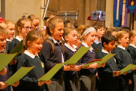 YMCA Norfolk Carol Service Dec17