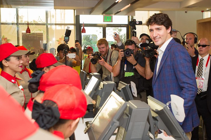 PM Trudeau at JB 4