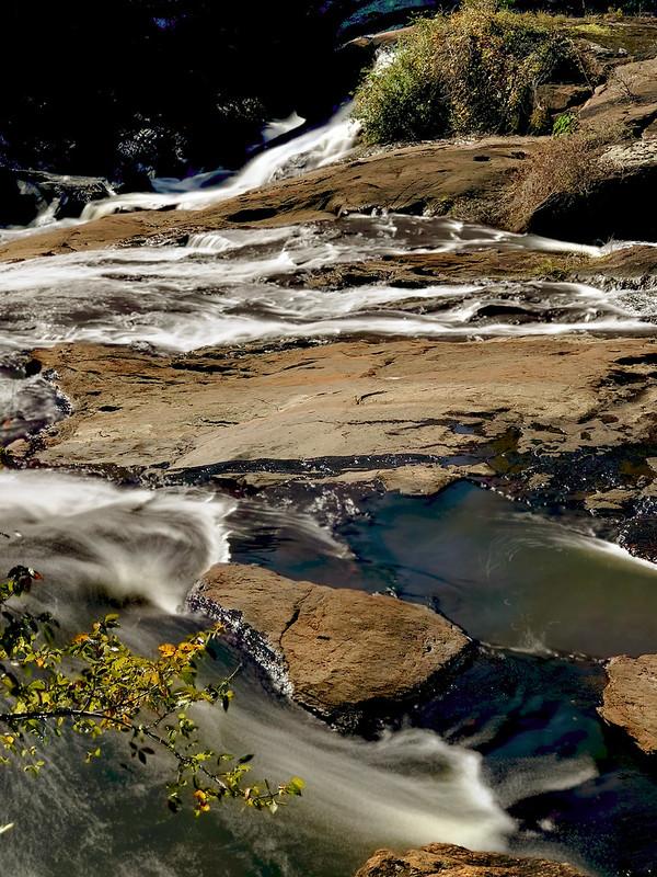 Towalga River below High Falls