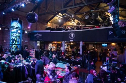 Gothic Flohmarkt - Kulttempel 12-2017