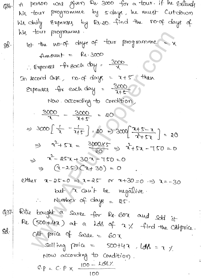 ml-aggarwal-icse-solutions-for-class-10-maths-chapter-5-quadratic-equations-in-one-variable-58