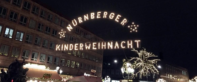 Mercado de Navidad de Núremberg para niños | Kinderweihnacht