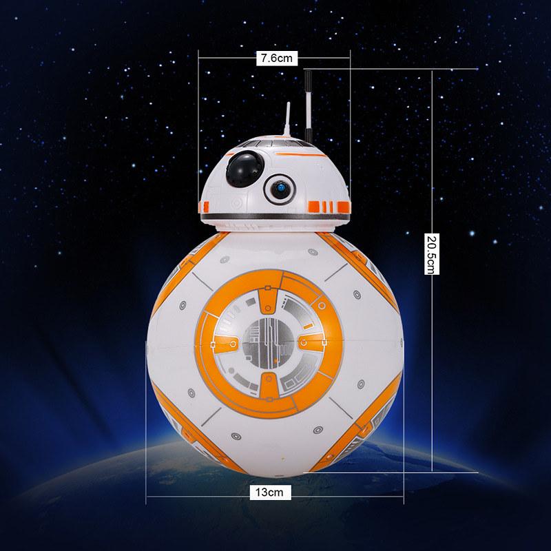 BB-8 ラジコン (10)