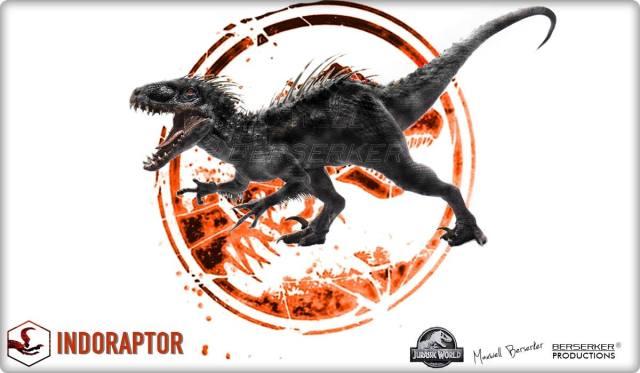 Indoraptor Maxwell