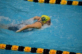 2017 Junior Nationals Swimming