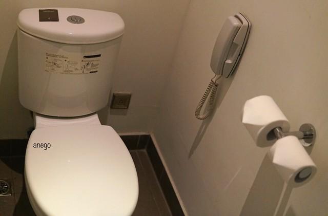 ノボテル桃園 トイレ