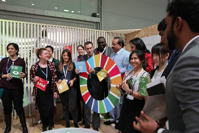SDGs and Climate Action interlinked at COP23
