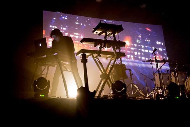 Anathema live in Cologne
