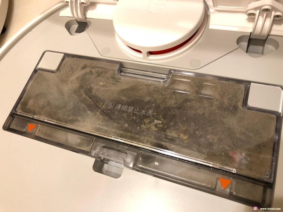 [用品]小米掃地機器人~輕鬆打掃好幫手.地板每天乾乾淨淨.搭配SLAM演算法計算大大縮短清掃時間 @VIVIYU小世界