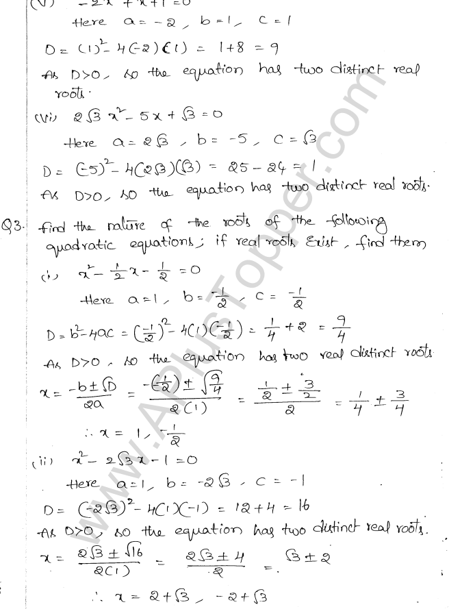 ml-aggarwal-icse-solutions-for-class-10-maths-chapter-5-quadratic-equations-in-one-variable-27