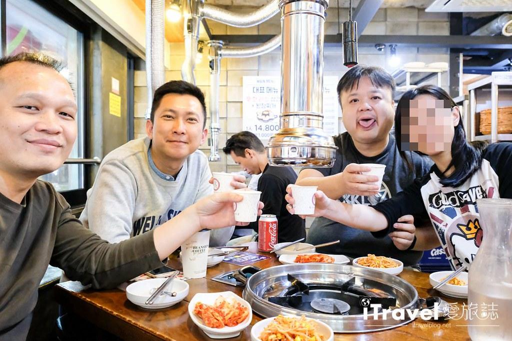 首尔人气美食 崔先生部队火锅 (19)