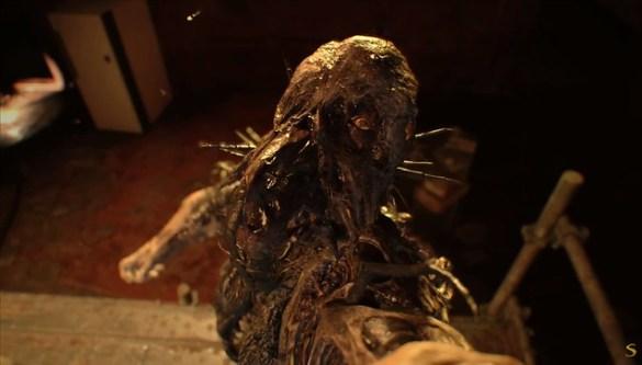 Resident Evil 7 End of Zoe - Maggot Monster Reprised