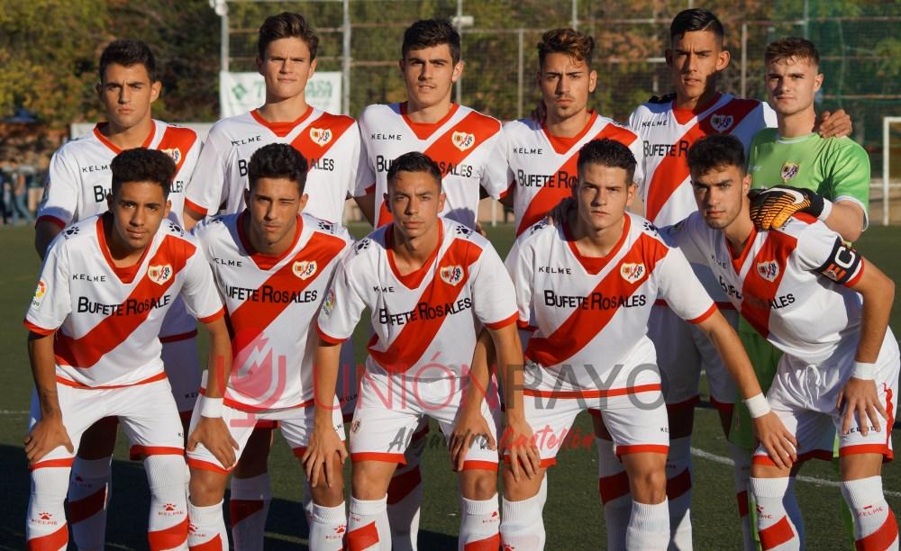 Unión Adarve 1-1 Juvenil A