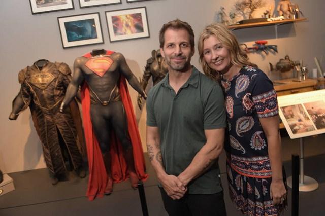 Zack Snyder Deborah Snyder