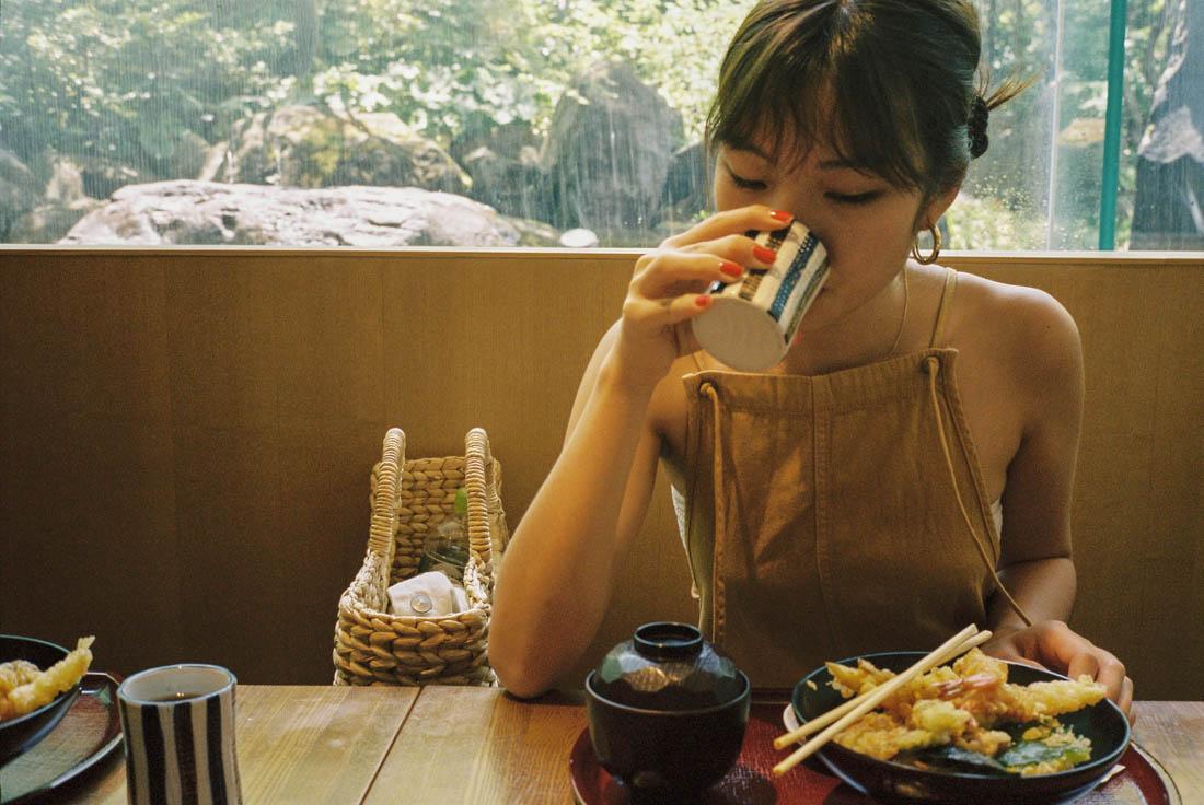 Osaka food