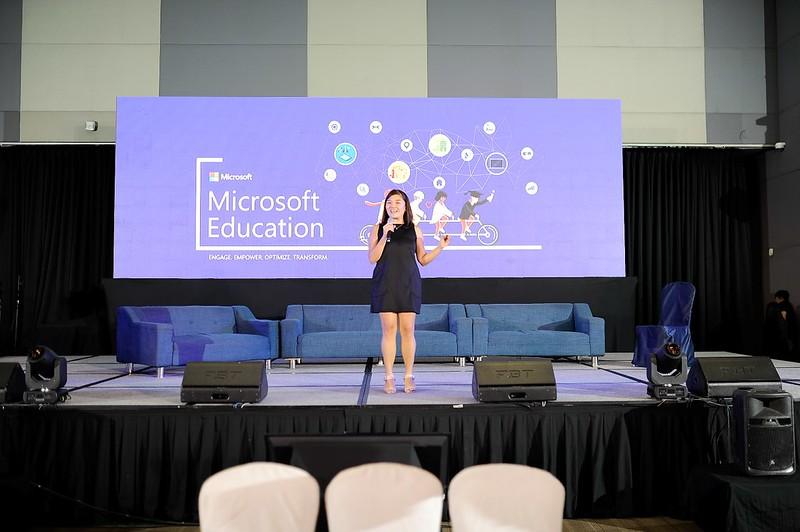 Clarissa Segismundo - Microsoft Philippines Education Programs Lead