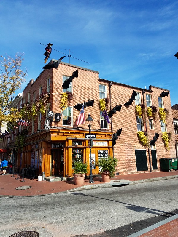 Max's Taphouse at Halloween (Balitmore, MD)