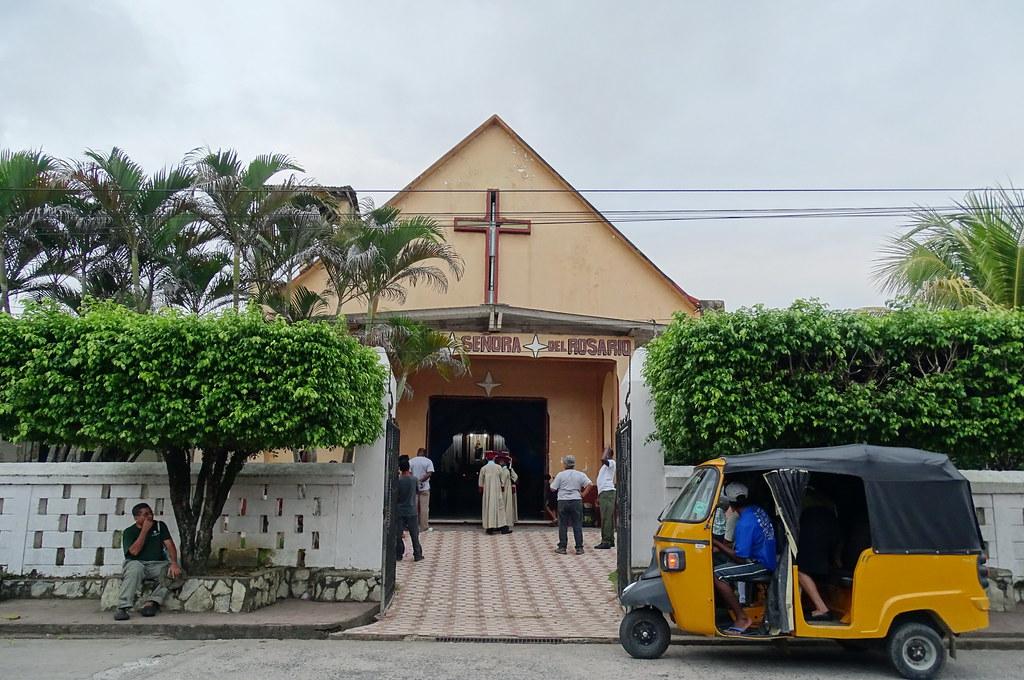Livingston Iglesia Nuestra Señora del Rosario Guatemala 01