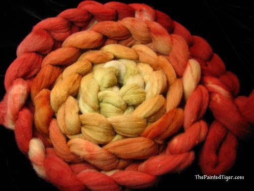 Autumn Maple NE Fine Gray Roving