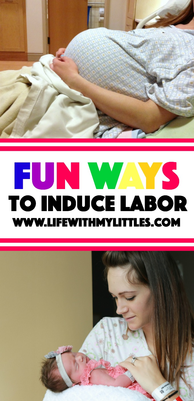 Fun Ways to Try to Induce Labor: For the end when you just can't stand being pregnant any longer!