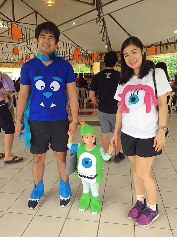 Mommy Angeline_Monsters Inc