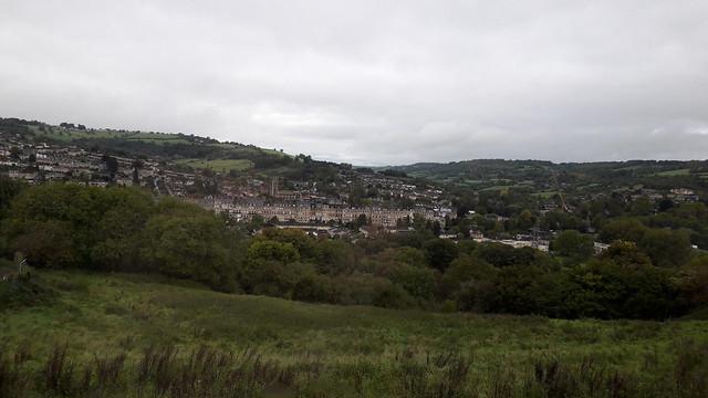 Vista de Bath
