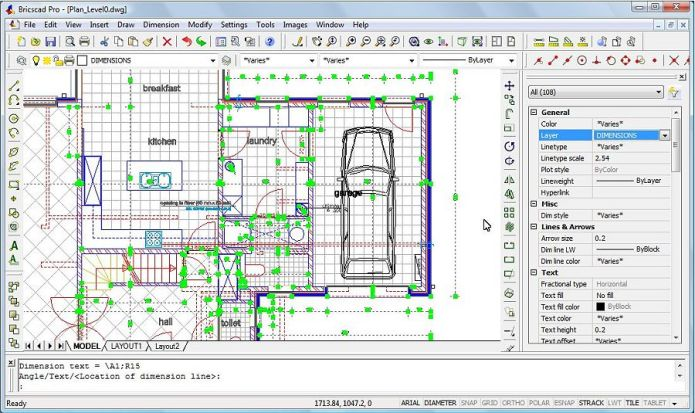 Design with Bricsys BricsCAD Platinum 18.1.06.1 full license