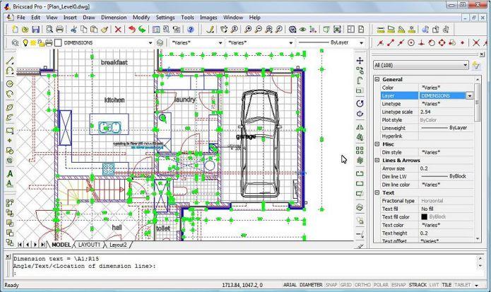 Design with Bricsys BricsCAD Platinum 18.1.06.1 full license