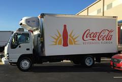 Coca Cola TruckSkin
