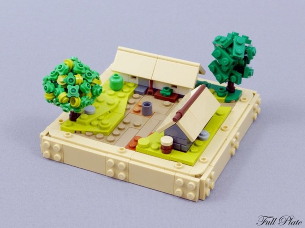 Micro Cottage 1