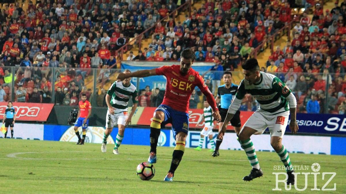 Unión Española 1-1 Deportes Temuco