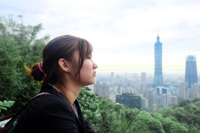 Elephant Mountain Taipei