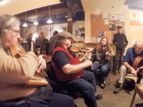 Irish Jam Session at Honey Moon Mead-004