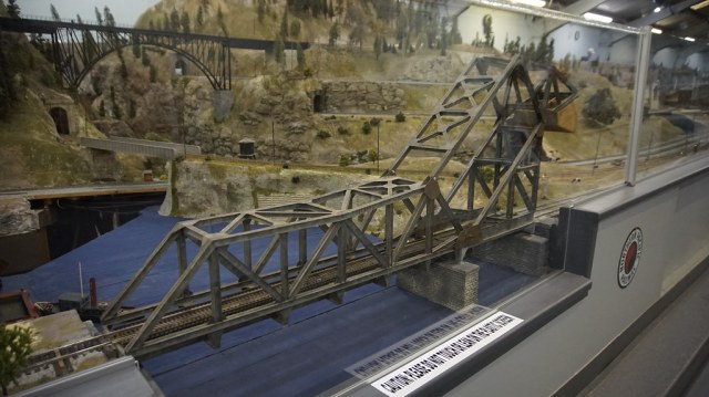Golden State Model Railroad Museum: O Scale Layout