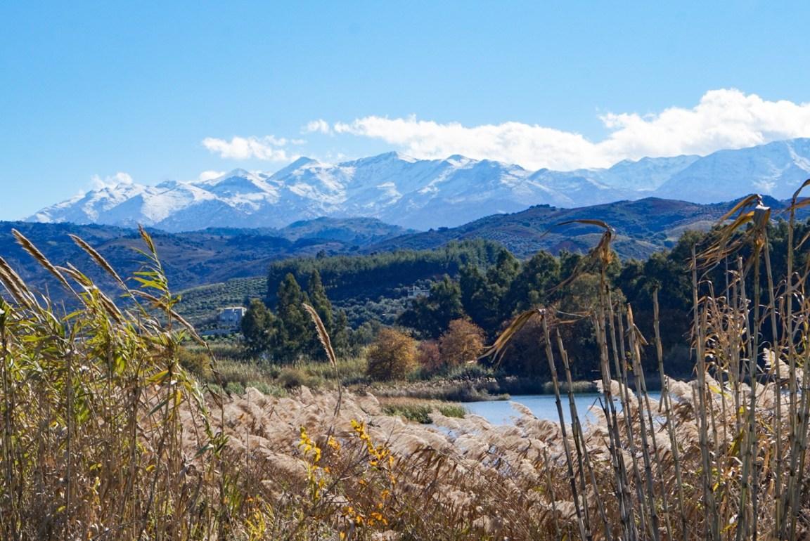 Agia-järvi, Kreeta