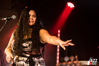 Kyla Brox @ Coppet Blues Festival