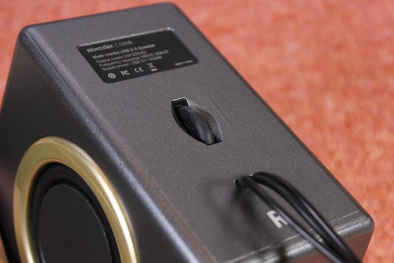 PCスピーカー Mixcder MSH169 レビュー (26)