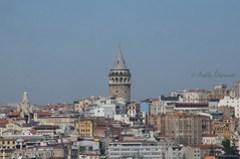 Pogled iz Topkapi palače
